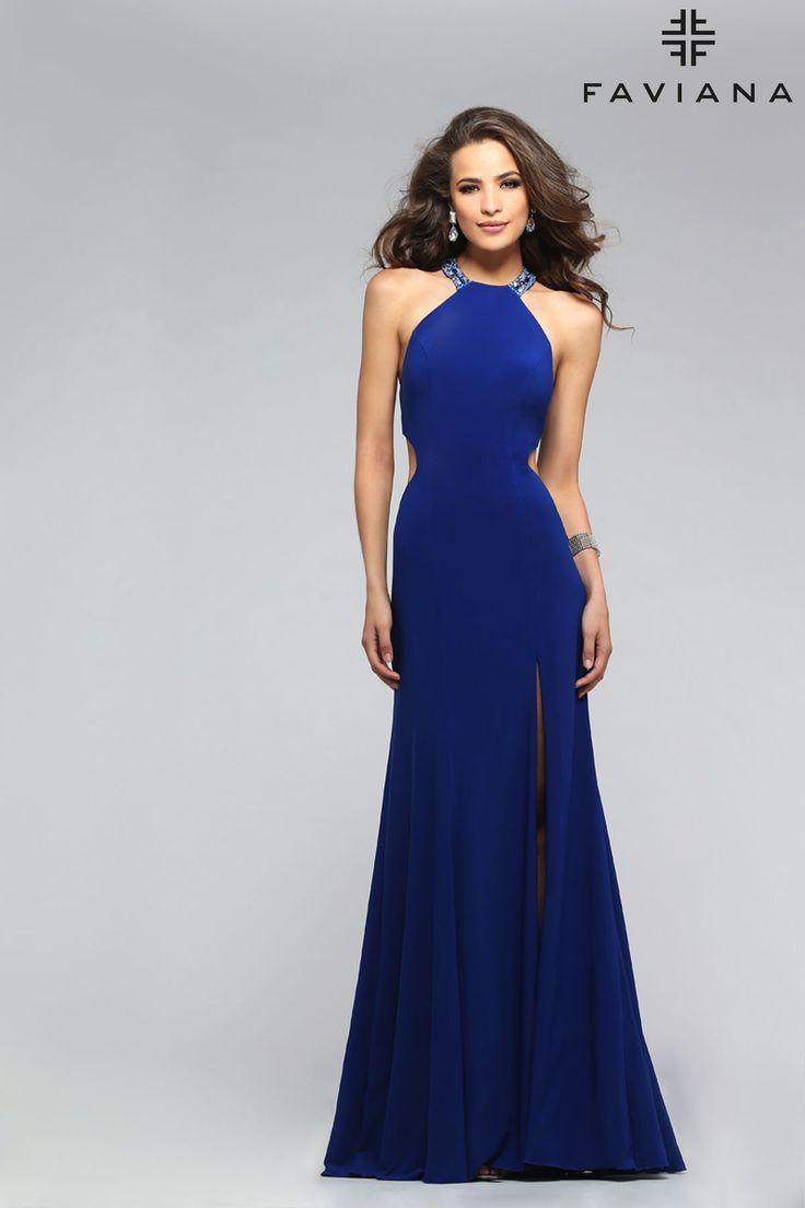 386 best Faviana Prom Dresses images on Pinterest   Formal dresses ...