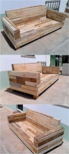 Attractive diy wodden pallet furniture projects (9)