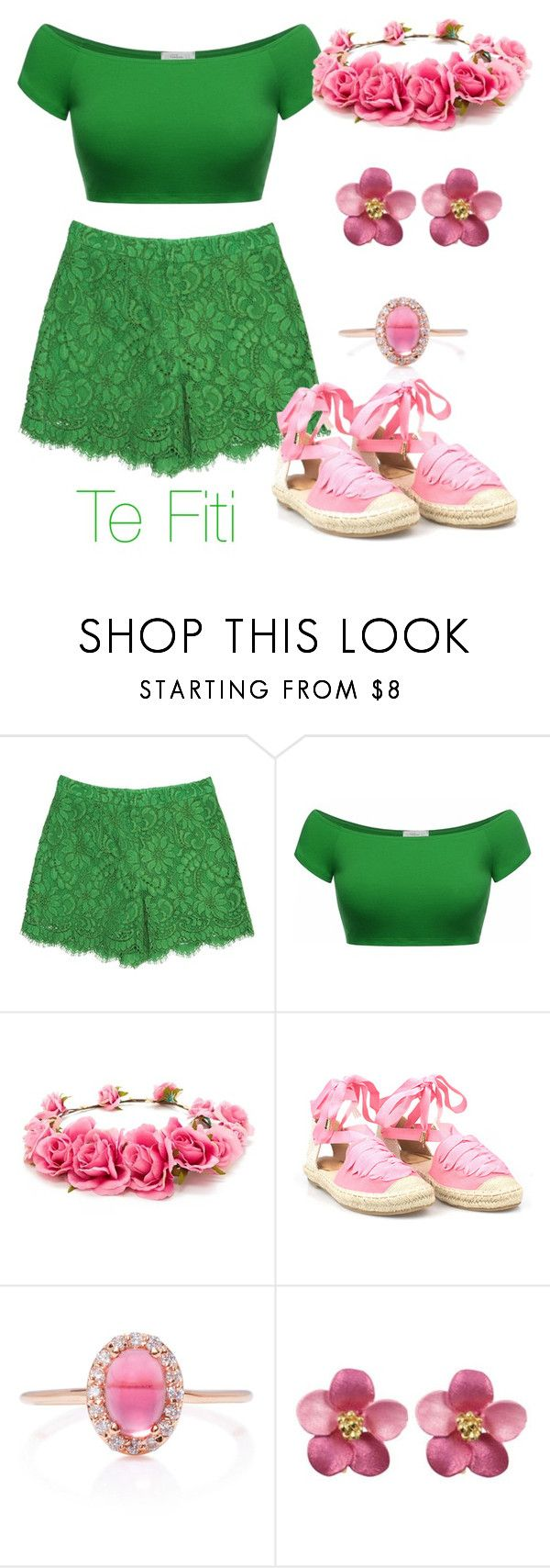"""""""Te Fiti"""" by princessestrada on Polyvore featuring Dolce&Gabbana, Forever 21, Diva Style Squad and Marlo Laz"""