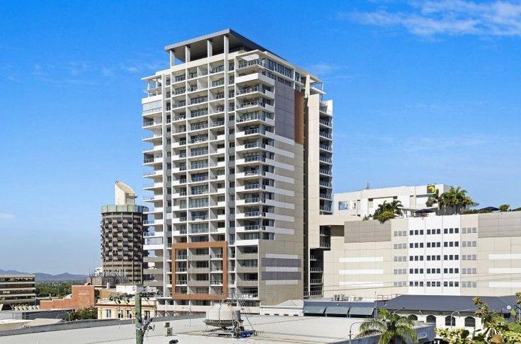 Real Estate For Sale - 704/84-106 Denham Street - Townsville City , QLD