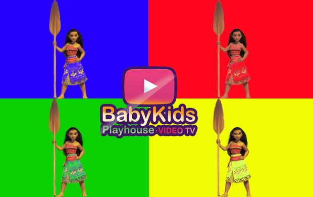 A new #video for #baby.  A #finger #family #Moana video for baby #toddlers and #kids with #Eggs #Surprise.  https://youtu.be/jsVGxJEwMlQ