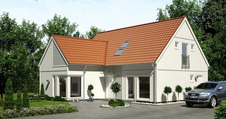 Pakethus | Bygga nytt hus och villa med hustillverkaren Götenehus | Götenehus