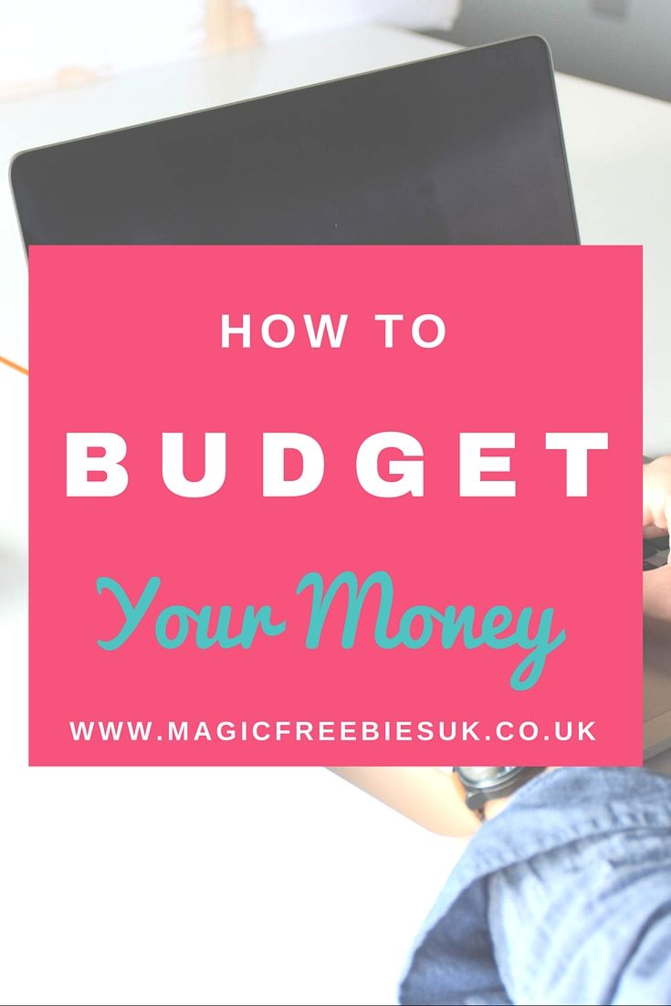 Does your money run out before next month's paycheck?  If you've answered 'yes MagicFreebiesUK, you're darn right!' then it's time to start thinking about budgeting! Do you spend more money than you earn? If so then you need to consider learning how to budget your money - and have we got the guide for you!  #budgetingguide #howto #frugalliving