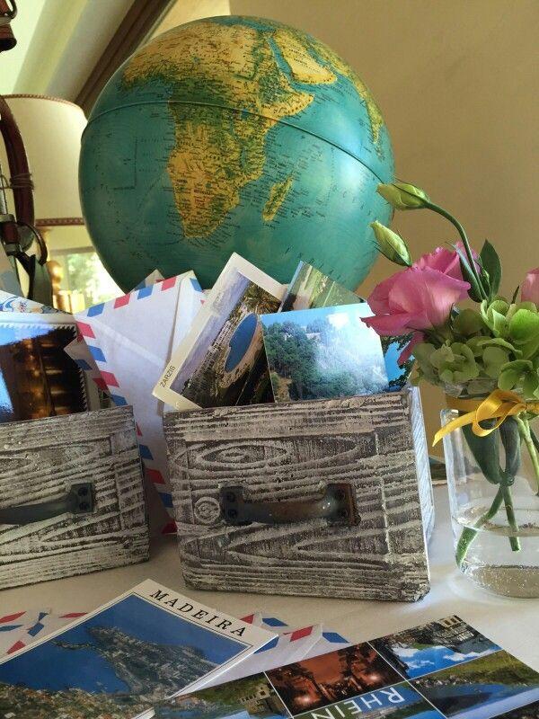Travel wedding - details