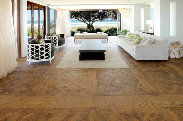 Original Versailles Panel French Oak Flooring