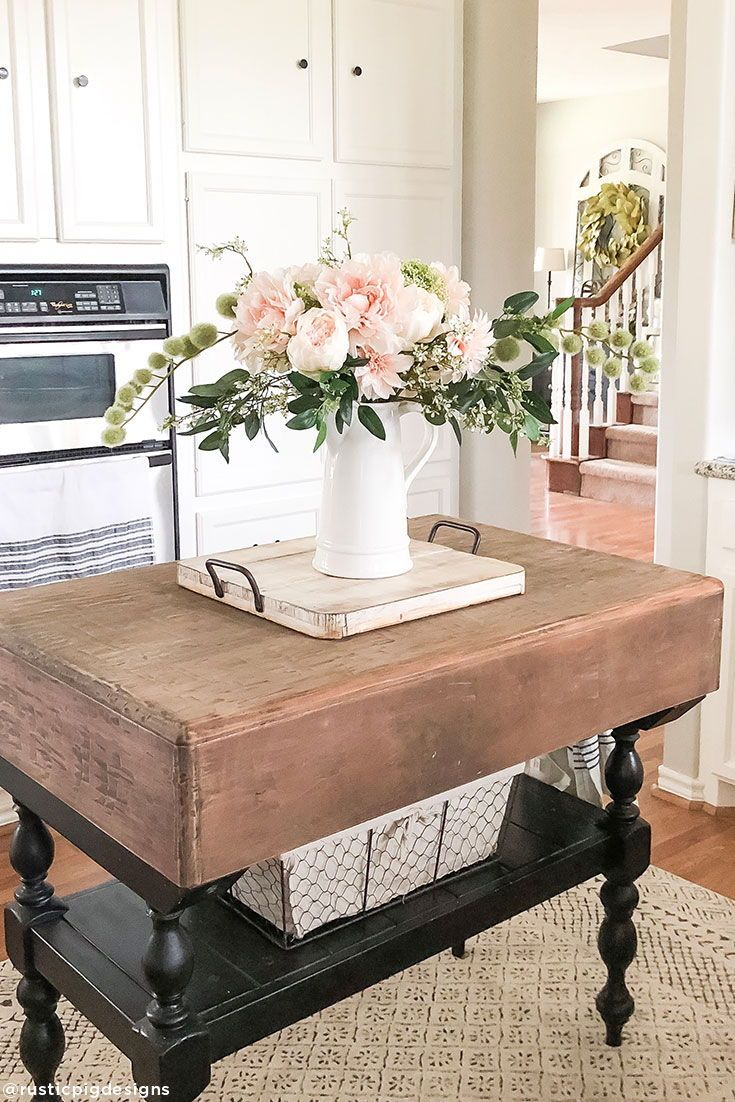 Pink Silk Flower And Artificial Greenery Spring Centerpiece Home Floral Arrangements Flower Room Decor Coffee Table Flowers Arrangements