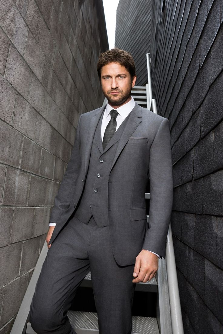 Hugo Boss Black Enlists a Sophisticated Alex Lundqvist for its Winter 2012…