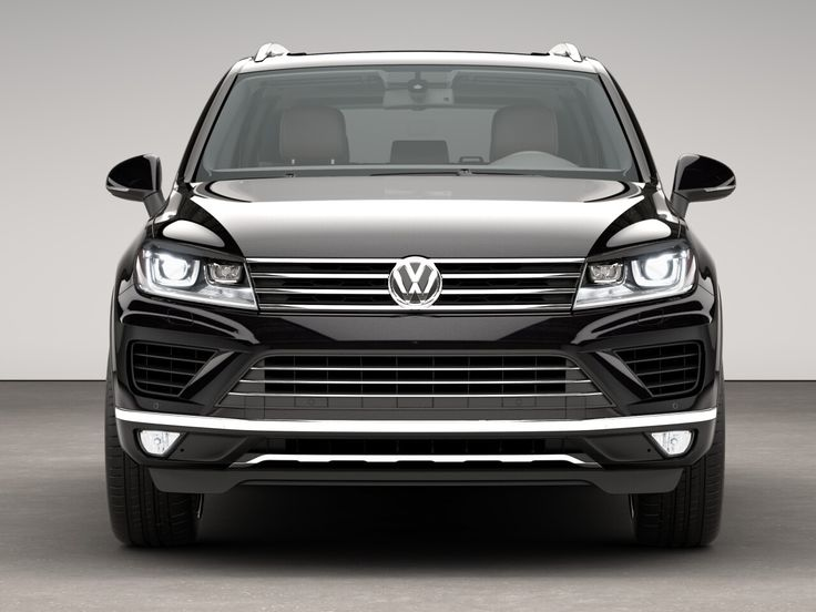 2016 VW Touareg V6 Lux Trim Features   Volkswagen