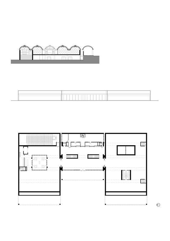 Yale University Art Gallery Floor Plan