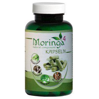Moringa Oleifera *Kapseln* | 100% rein & Vegan #moringa #kapseln #vegan