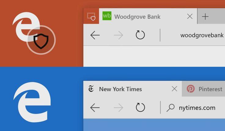 Microsoft Edge irá abrir sites perigosos em ambientes virtuais