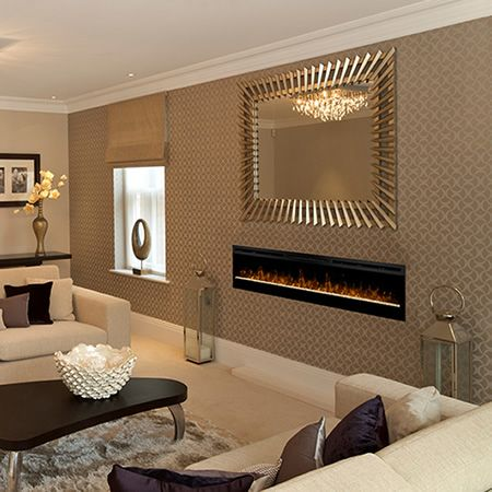 dimplex galveston wall mount electric fireplace