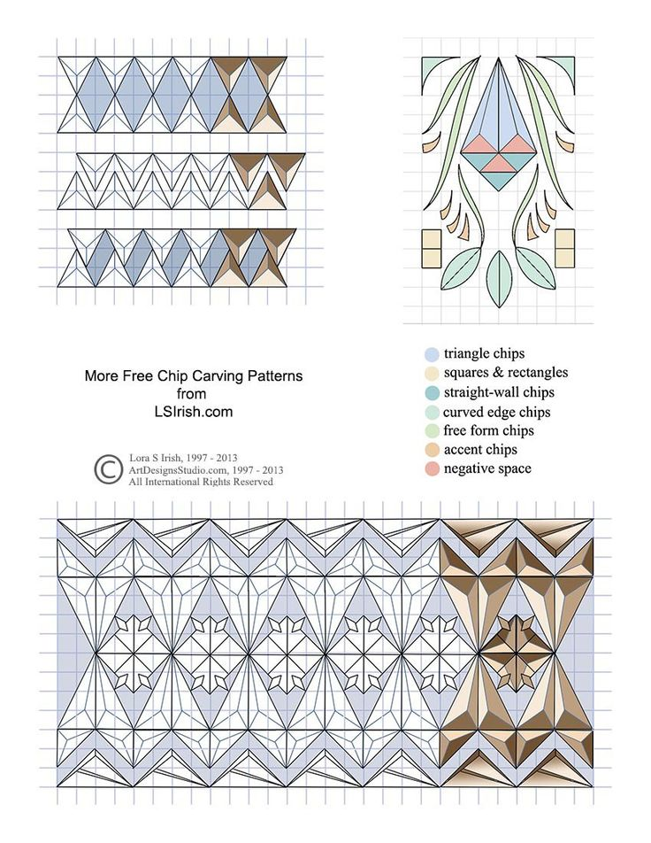 Best chİp carvİng patterns images on pinterest chip