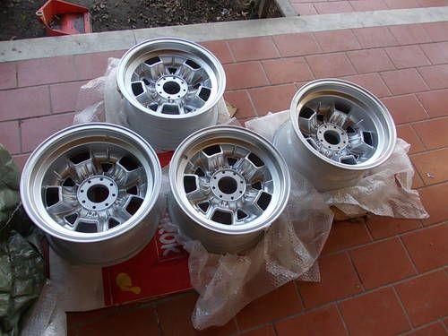 Lamborghini Miura SV set of 4 wheels  For Sale