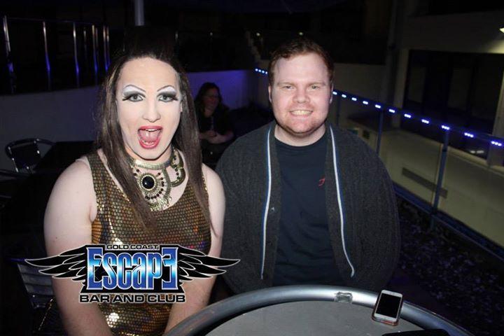 Escape Bar Gold Coast Gay Club