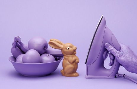 Chocolate Bunny : Lernert & Sander