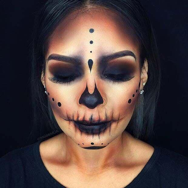 Halloween Beauty: Nobody steals the show with these looks