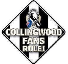 Collingwood fans rule