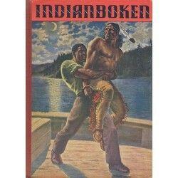 Indianboken Ljudlösa steg Ljudlösa steg  avEdward S.Ellis  Åhlén & Åkerlund. 1943. 127 s. Inbunden. 21x14cm.