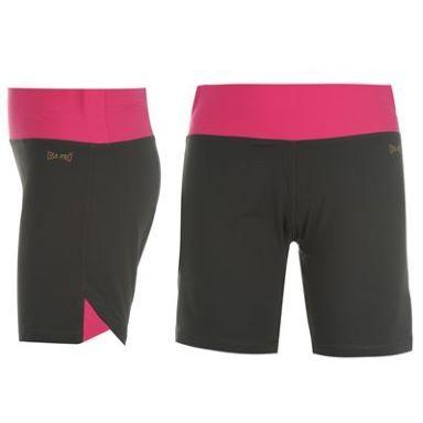 USA Pro Cycle Shorts Ladies - SportsDirect.com