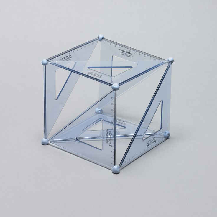 Set Square Cubed : Daniel Eatock | La mirada pedag�gica | Pinterest