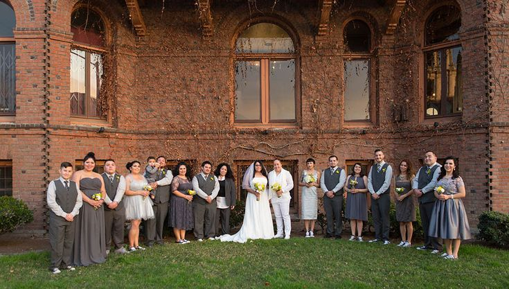 Do I need to have a wedding party? This, and other questions, answered here.