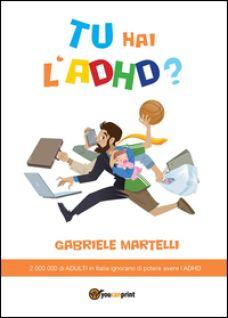 Tu hai l'Adhd? il LIBRO | La mia vita con ADHD