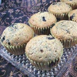 Muffins bleuets, zucchini et pacanes @ http://qc.allrecipes.ca