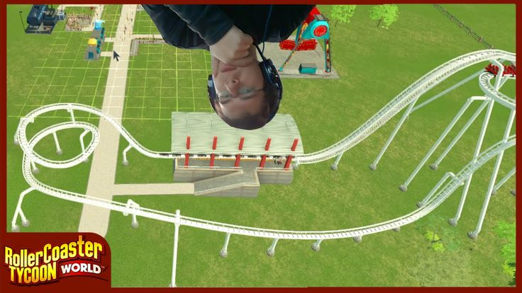 [ITA] Rollercoaster Tycoon World Ep02 - Montagne Russe