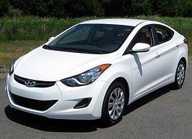 2007 Hyundai Elantra - Top 10 most valuable used car