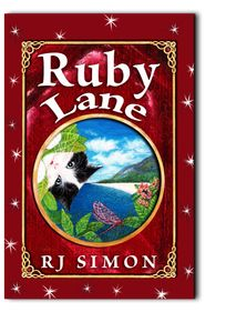 Ruby Lane by RJ Simon. Order signed copies in Australia from the www.booksbyrjsimon.com website.