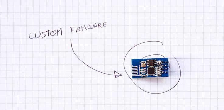Tutorial that explains how to build custom NodeMCU firmware using Docker and flash your ESP8266 using an FTDI