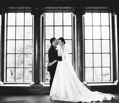 Dress @pronovias . Suit @fernerjacobsen . . .  #wedding#weddingdress#weddingphotographer#weddingday#bryllupsfotograf#fineartwedding#fineartweddingphotographer#justsaidyes#weddingloveandhappiness#itstartedwithyes#bestweddingshots#dittbryllup#tbno#wayupnorth#weddingphotography#weddingphoto#weddingday#weddingmoments #bryllupsfoto #nikonnordic  #loveanddevotion #blackandwhite #alienskin