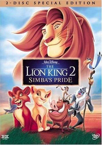The lion king - 2DVD platinum edition