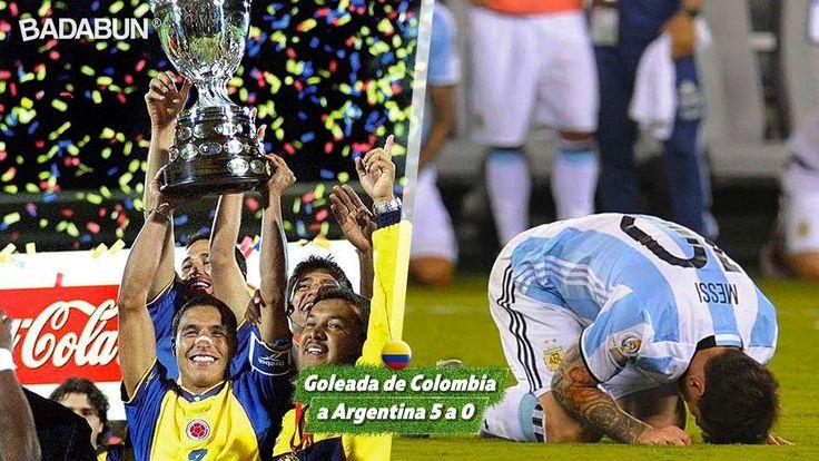 3 Momentos históricos del futbol Colombiano