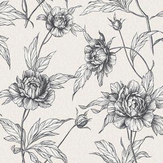 Eco Wallpaper 2782 Eco Rose