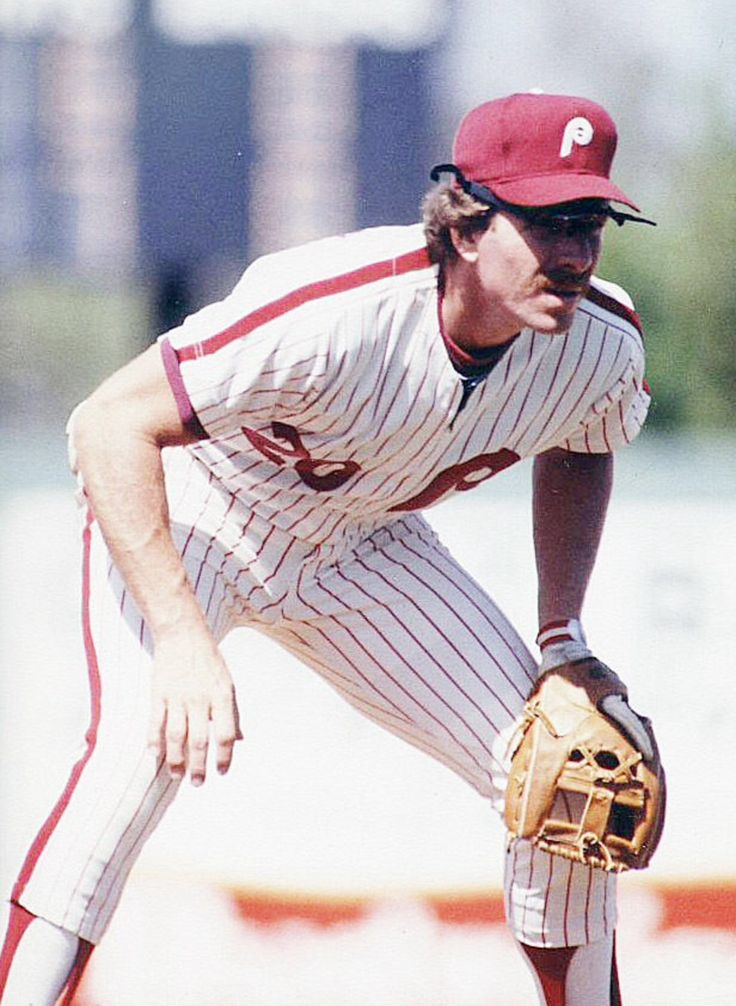 Mike Schmidt, Philadelphia Phillies