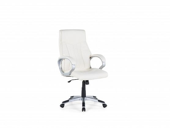 Office chair - Computer chair - Swivel - Synthetic leather - Beige - TRIUMPH