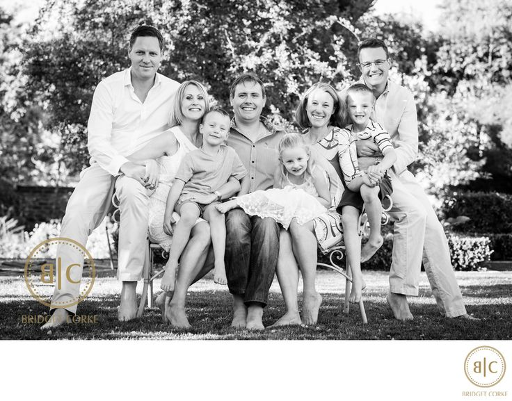 Bridget Corke Photography - Family Photographed on Location Craighall: