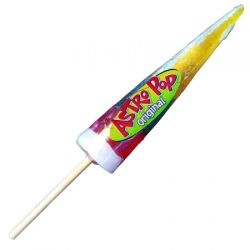 I often chose this candy when we got to get a treat as a kid.  Loved the Astro Pop!