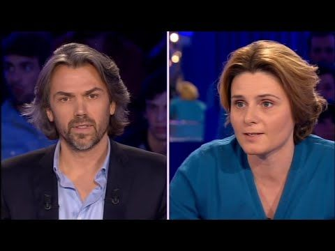 """VIDEO. ONPC: Caroline Fourest à Aymeric Caron: """"Ça me fait chier de parler à quelqu'un d'aussi con"""" - L'Express"""