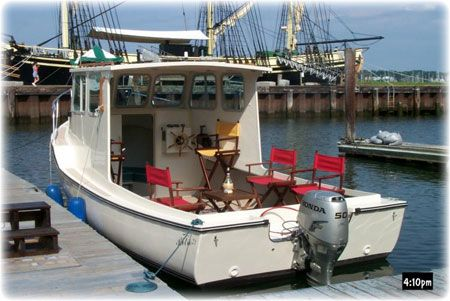old wooden fishing boats for sale - Google Search