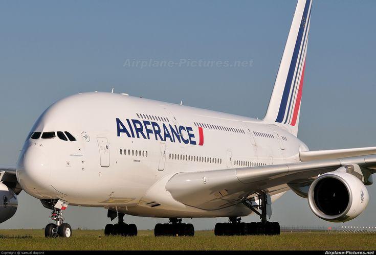 Air France A380: Airplane, Aircraft
