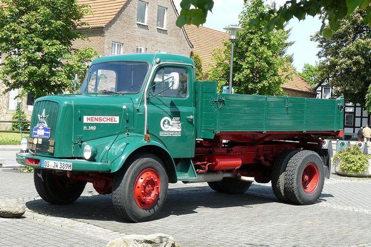 Henschel LKW Oldtimer
