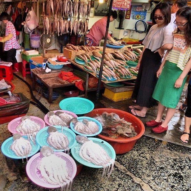 Fish market. Busan, South Korea #NoEffects | Flickr – Condivisione di foto!