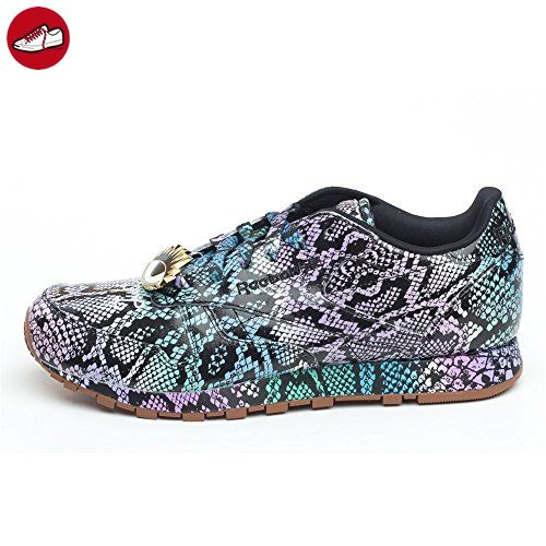 Reebok Cl Lthr Lux Me M49718 Damen Sneaker (40.5 EU) - Reebok schuhe (*Partner-Link)