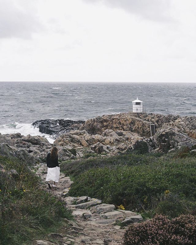 {sponsored} To the lighthouse! (as if there was any other ...