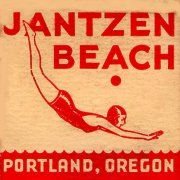 Jantzen Beach: Vintage Seaside Oregon, Vinfab Retro, Vintage Oregon, Beaches Retro, Vintage Wardrobe, Bikinis, Jantzen Beaches, Vintage Beaches, Retro Vintage