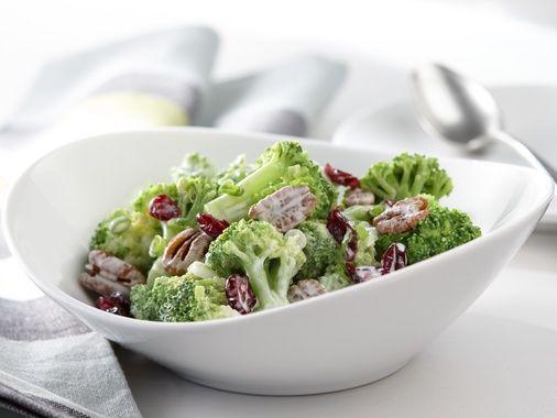 Salade crémeuse de brocoli   Arctic Gardens