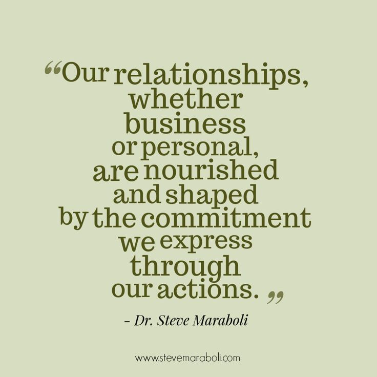 government and business relationship quote